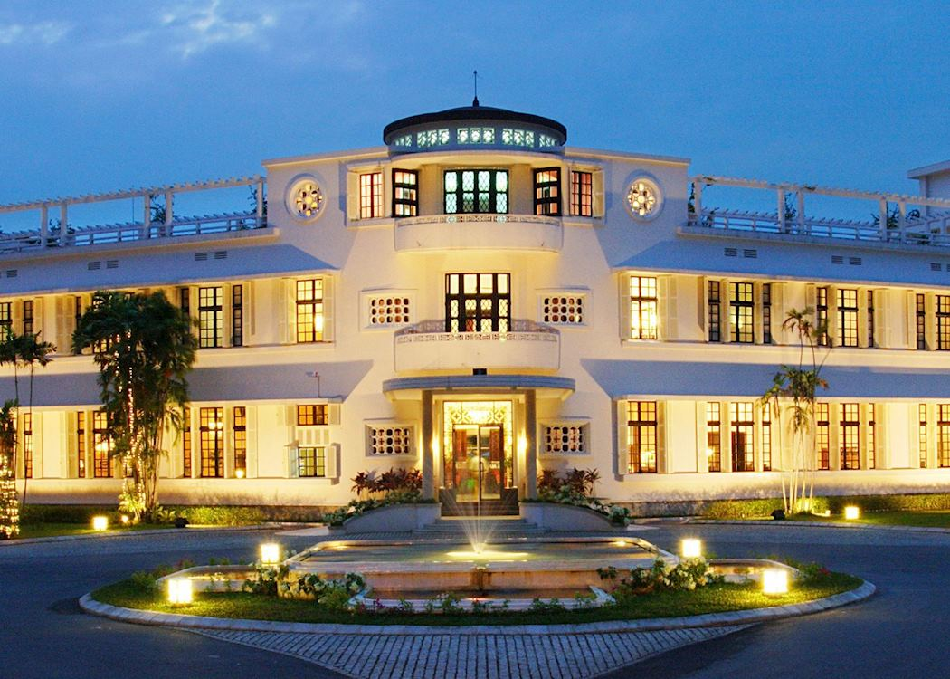 Le Foyer Hotel In Hanoi : La residence hotel spa hotels in hue audley travel