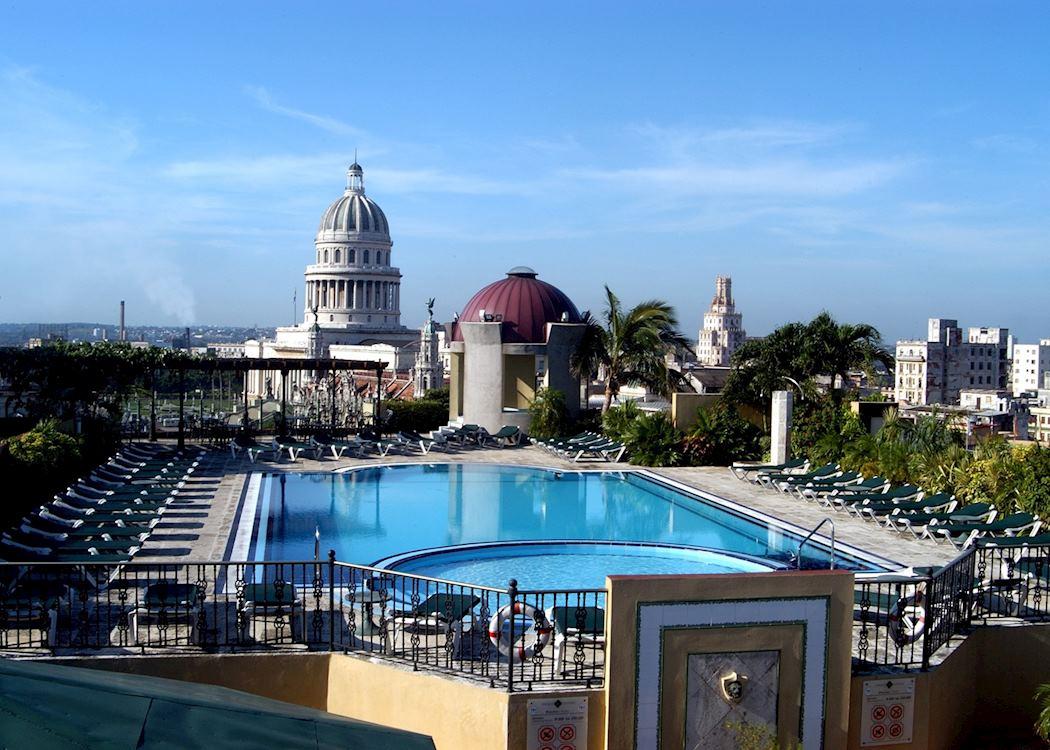 iberostar parque central hotels in havana audley travel. Black Bedroom Furniture Sets. Home Design Ideas