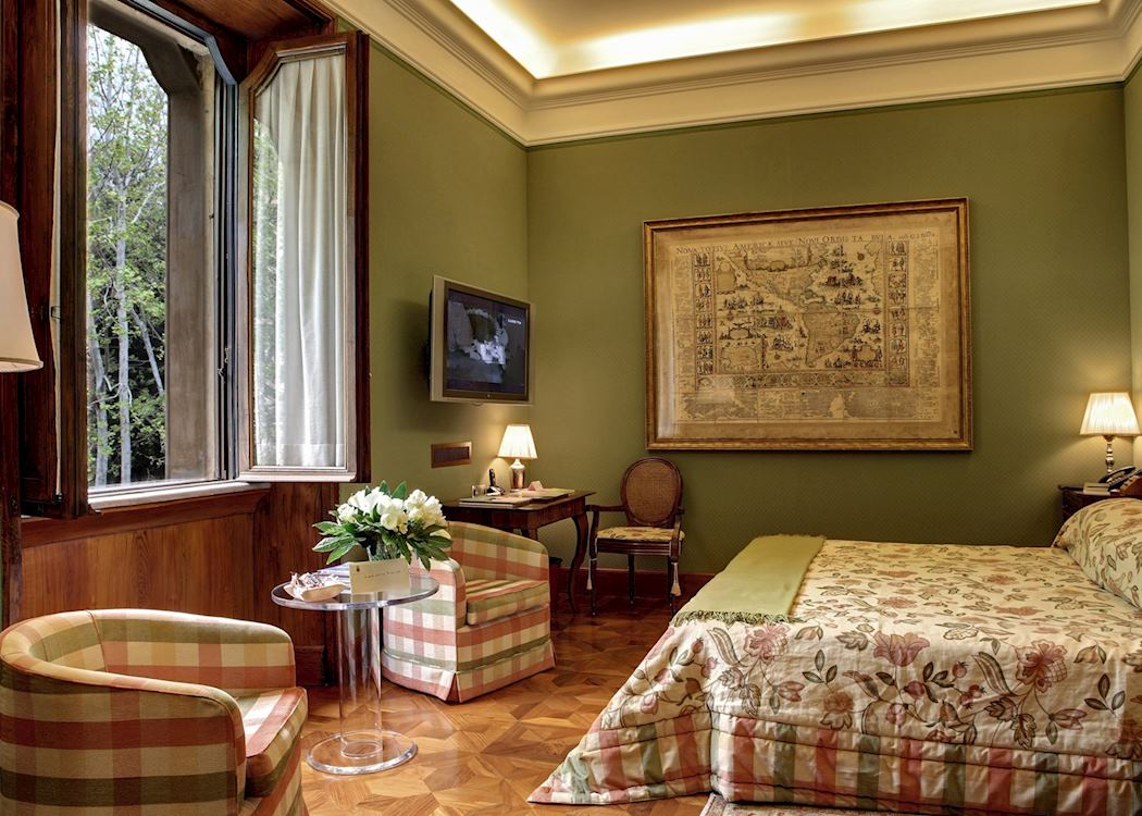 Villa Spalletti Trivelli | Hotels in Rome | Audley Travel