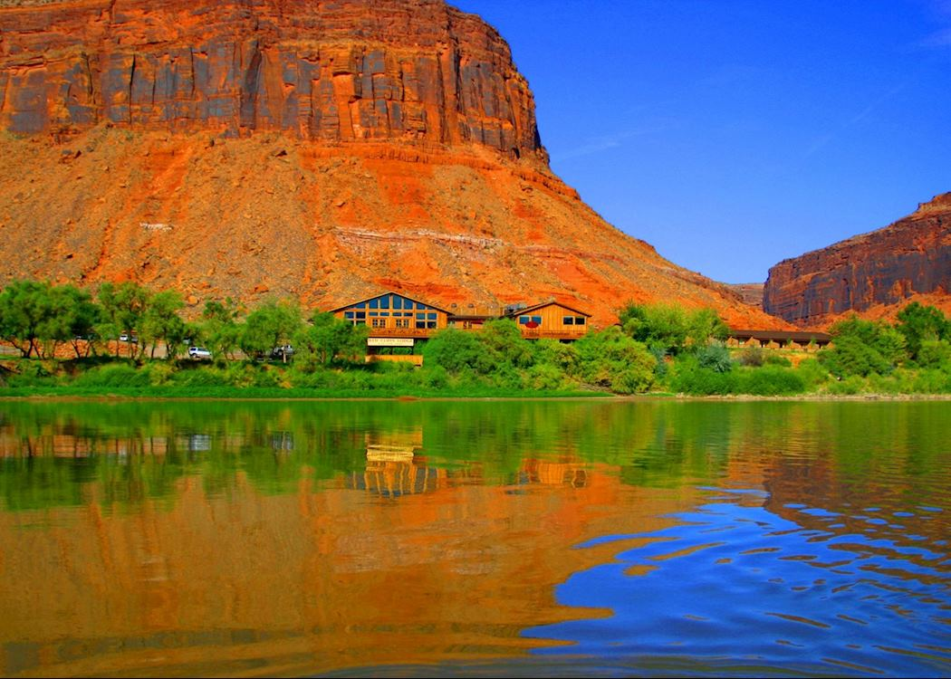 Red Cliffs Lodge Hotels In Moab Audley Travel