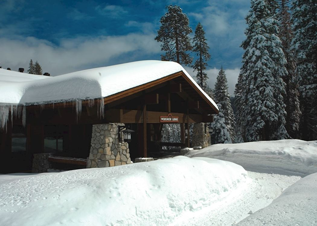 Wuksachi Lodge Hotels In Sequoia National Park Audley