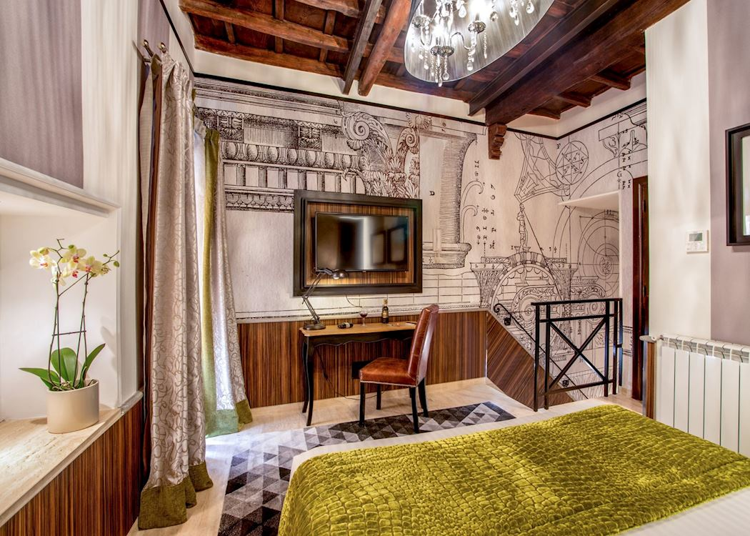 Inn at the Roman Forum | Hotels in Rome | Audley Travel