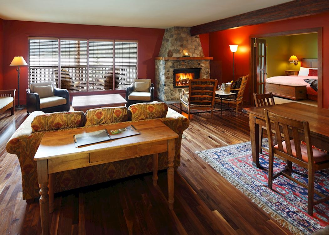 Emerald Lake Lodge Hotels In Field Audley Travel