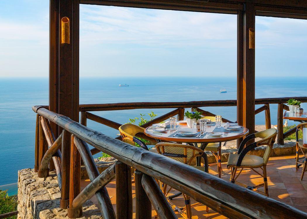 monastero santa rosa hotels in the amalfi coast audley. Black Bedroom Furniture Sets. Home Design Ideas