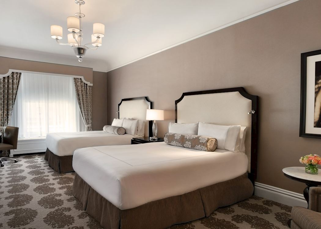 Fairmont San Francisco Hotels In San Francisco Audley