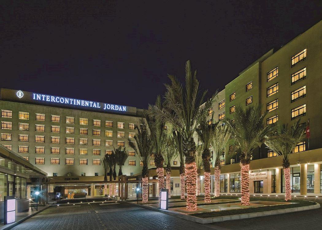 The Intercontinental Jordan Hotel Audley Travel