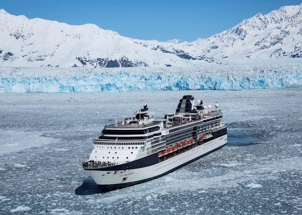 Aboard the Celebrity Millennium #