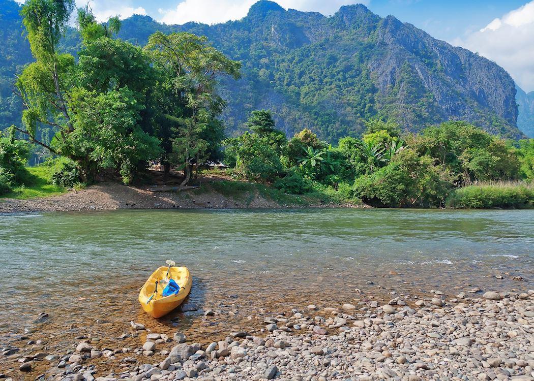 The Hidden Heart Of Laos