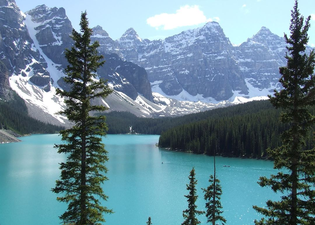 Travel Icon Moraine Lake Canada Audley Travel