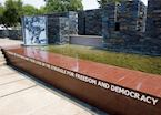 Soweto memorial, Johannesburg