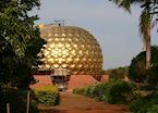 Auroville, Tamil Nadu