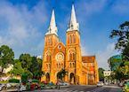 Notre Dame, Saigon.