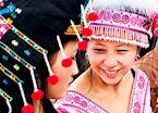 Laos tribal women