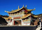Songzanlin monastery, Zhongdian, China