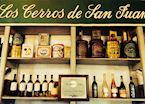 Uruguayan wine store