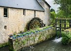 Stone mill, Bayeux