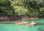 Kayaking, Bocas del Toro