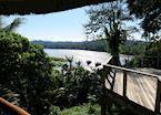 Minga Lodge - Yolanda's perch