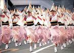 Awa Odori dances, Tokushima