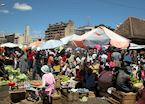 Market in Antananarivo, Madagascar