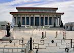 Chairman Mao's Mausoleum, Beijing