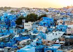 Rooftops of the Blue City, Jodhpur