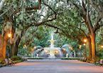Savannah Forsyth Park