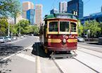 Melbourne Tram Car