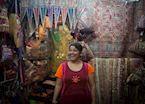 Local vendor in Kathmandu
