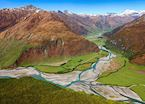 Kawarau River Valley, Queenstown