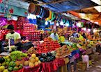 Market Colours, Mysore, India