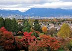 Autumnal Vancouver