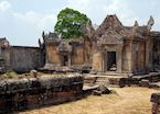 The central sanctuary at Preah Vihear