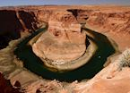 Horseshoe Bend, near Page