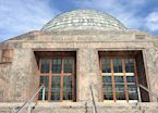 The Adler Planetarium, Chicago