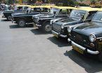 Taxis, Mumbai (Bombay), India