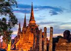 Wat Phra Si Sanphet Ayuthaya