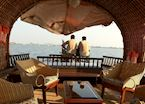 Cruise on the backwaters, Kerala