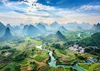 Karst Scenery, Yangshuo