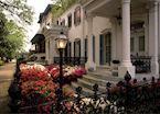 Historic mansion, Savannah