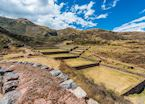 Inca ruins of Tipón