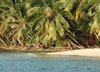 One of the beaches at Ile Sainte Marie, Madagascar