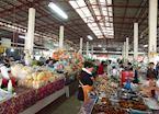 Local market, Fang