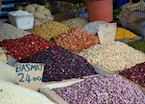 Rice stall, Stone Town