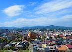 Cityscape, Takayama, Japan