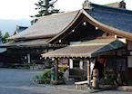 Kirshima Shrine building