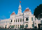 Town Hall, Saigon, Vietnam