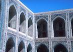 Ulughbek Medressa, Samarkand, Uzbekistan