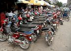 Local transport, Phnom Penh