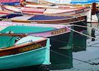 Fishing boats, Nice